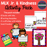 MLK Jr. & Kindness Activity Pack