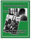 MLK Jr. - Letter from Birmingham Jail, the March on Washington, and the SCLC
