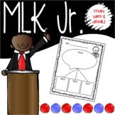 MLK Jr. - Main Idea & Details