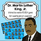 MLK Jr. Match Game for Computer of Smartboard
