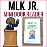 Martin Luther King Jr: Informational Mini Book