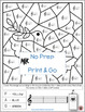 MLK Jr. Music Coloring Pages: 12 Music Color by Treble Pitch