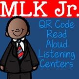 MLK Jr. QR Code Read Aloud Listening Centers