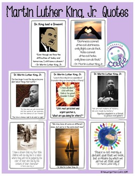 MLK Jr. Quote Posters!