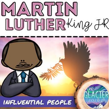 No-Prep MLK Martin Luther King Jr.