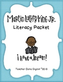 MLK Martin Luther King, Jr. Literacy Activity Packet