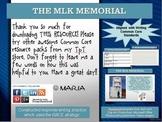 MLK Memorial Practice Writing RACE Strategy