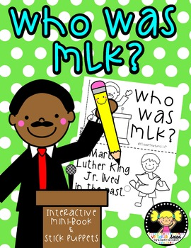 MLK Mini-Book