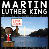 Martin Luther King Day Freebie