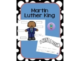 Dr. Martin Luther King activities printable pages