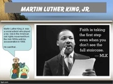 MLK Quotes Writing Practice: RACE Strategy W 6.2