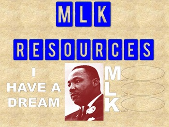 MLK Resource Package