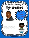 MLK Sight Word Book