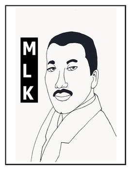 MLK Summary Writing