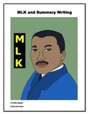 MLK Summary Writing
