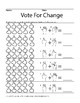 MLK Vote For Change Math