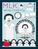 MLK Write Craftivity