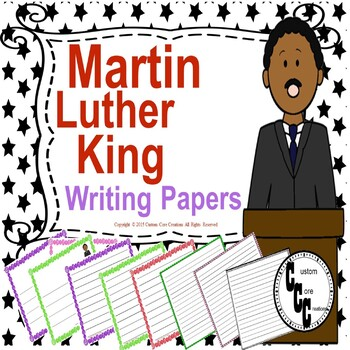 MLK Writing Papers