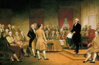 The New Nation- Complete Unit- Articles, Constitution, Washington, Adams
