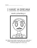 MLK homework packet