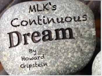 MLK's Continuous Dream