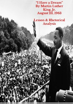 "MLK's ""I Have a Dream"" Rhetorical Analysis"