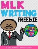 MLK writing paper