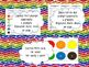 M&M Bookmarks with Discussion Prompts for Mystery Books (Dice Cards Added)