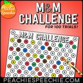 100 Trials M&M Challenge