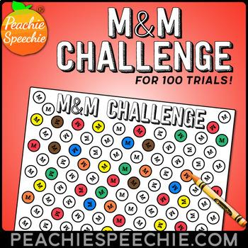 M&M Articulation Challenge
