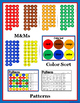 Math Candy M&Ms Flashcards, Number Writing, and Activities