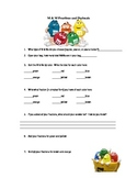 M&M Fractions and Decimals (DOK 2 included)