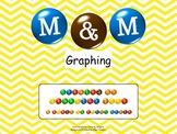 M&M Graphing Activities