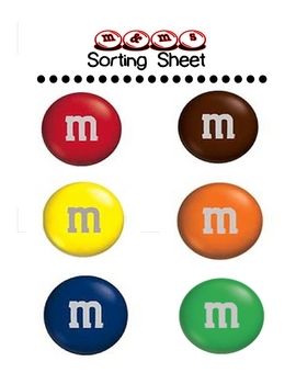 M Amp M Graphing Activity Booklet By The Bright Apple Tpt