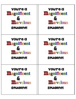 M&M Label