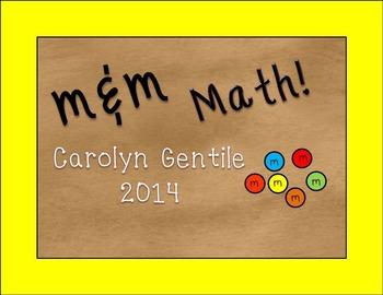 M&M Math!