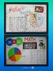 M&M Math: Fractions, Decimals, Percents, Graphs, & Data Analysis