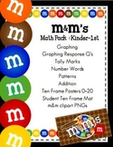 M&M Math Pack : Kinder - 1st