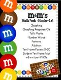M&M Math Pack : Kinder - 1st