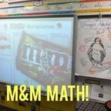 M&M Multiplication!