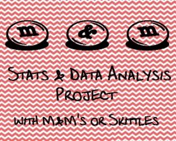 M&M Statistics Project