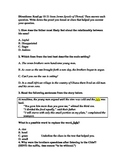 MMH Treasures Story Seven Spools of Thread Part 1 Comprehension Questions