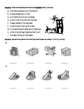 MMH Treasures- Unit 2 Week 1-5 Assessment Pack