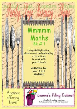 MMMMM...Maths Book 1