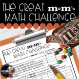 M&M's Math Challenge