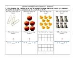 MN Math Standard Assessment Cards for Kindergarten