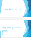 MOAC PowerPoint 2013 Lessons 5-8 Review Project: Movie Comparisons