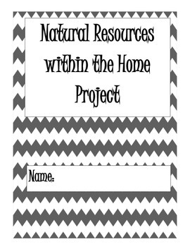 MODIFIED Sustainable Home Project Journal