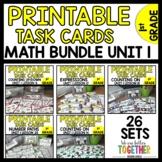 MODULE 1 BUNDLE Task Cards Printable