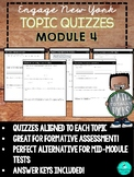 MODULE 4 TOPIC QUIZZES - Grade 5, Engage New York